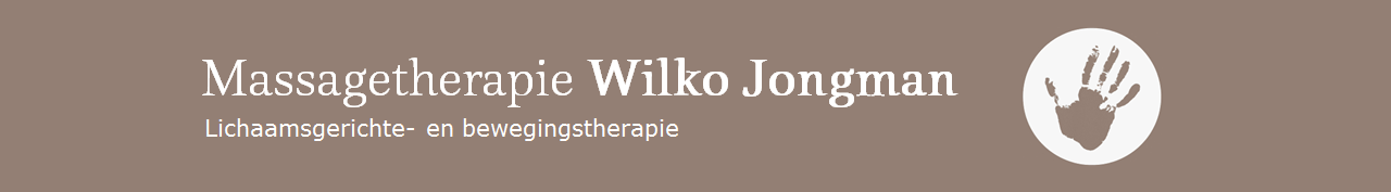 Massagetherapie Wilko Jongman