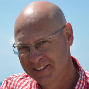 Groot portret van Wilko Jongman, massagetherapeut bij Massagetherapie Wilko Jongman